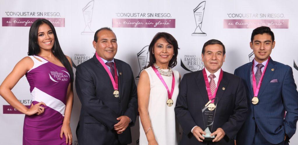 Grupo Tosol fue elegida como Empresa del Año 2016